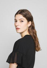 See by Chloé - Jersey dress - black - 4