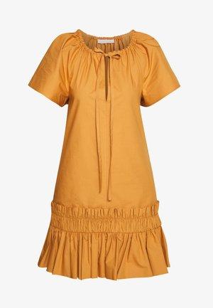 Robe d'été - peanut butter