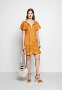 See by Chloé - Day dress - peanut butter - 1