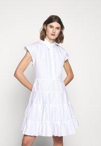 See by Chloé - Shirt dress - white - 0