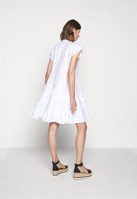 See by Chloé - Shirt dress - white - 2