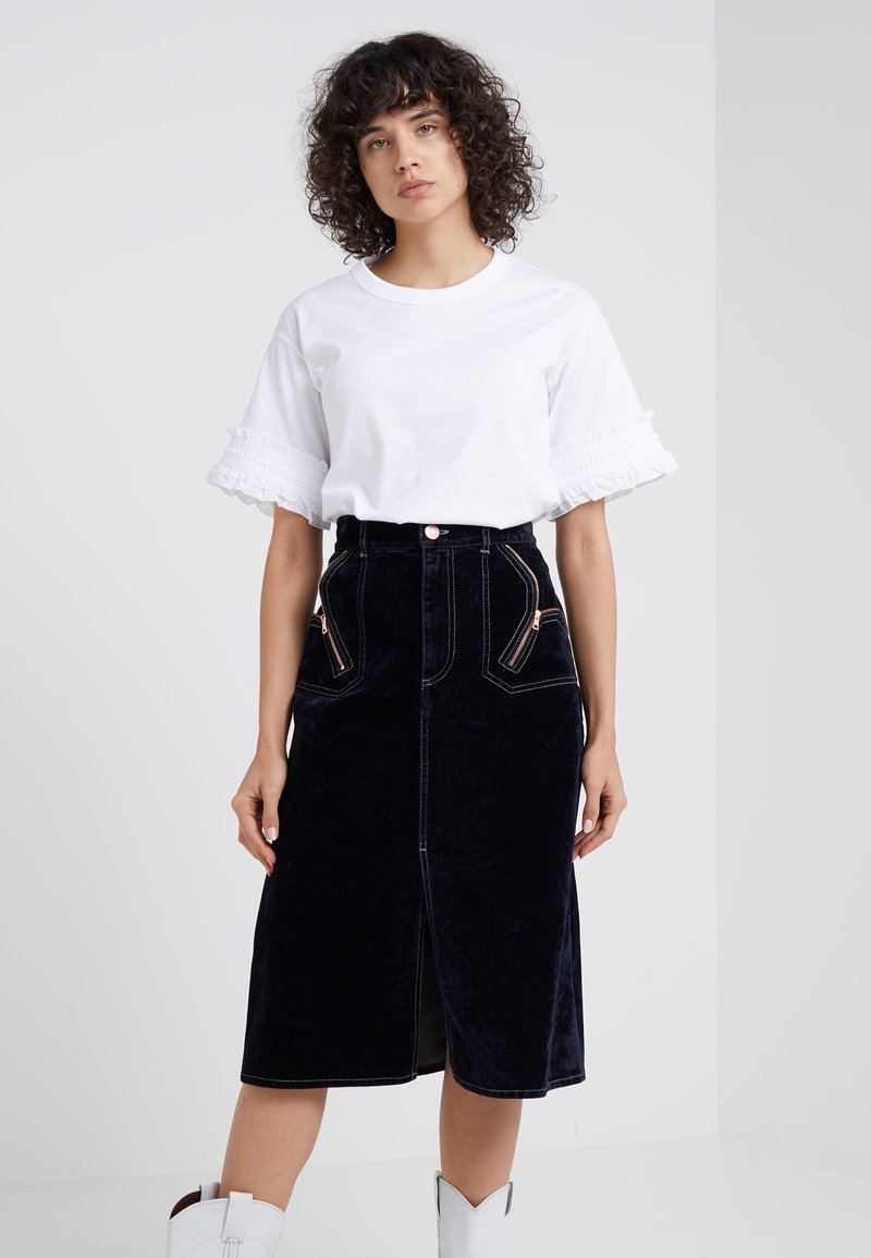 See by Chloé - T-Shirt print - offwhite