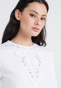 See by Chloé - Longsleeve - white powder - 4