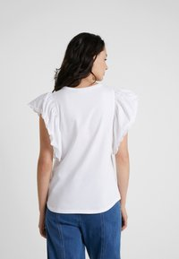 See by Chloé - T-shirt imprimé - white powder - 2