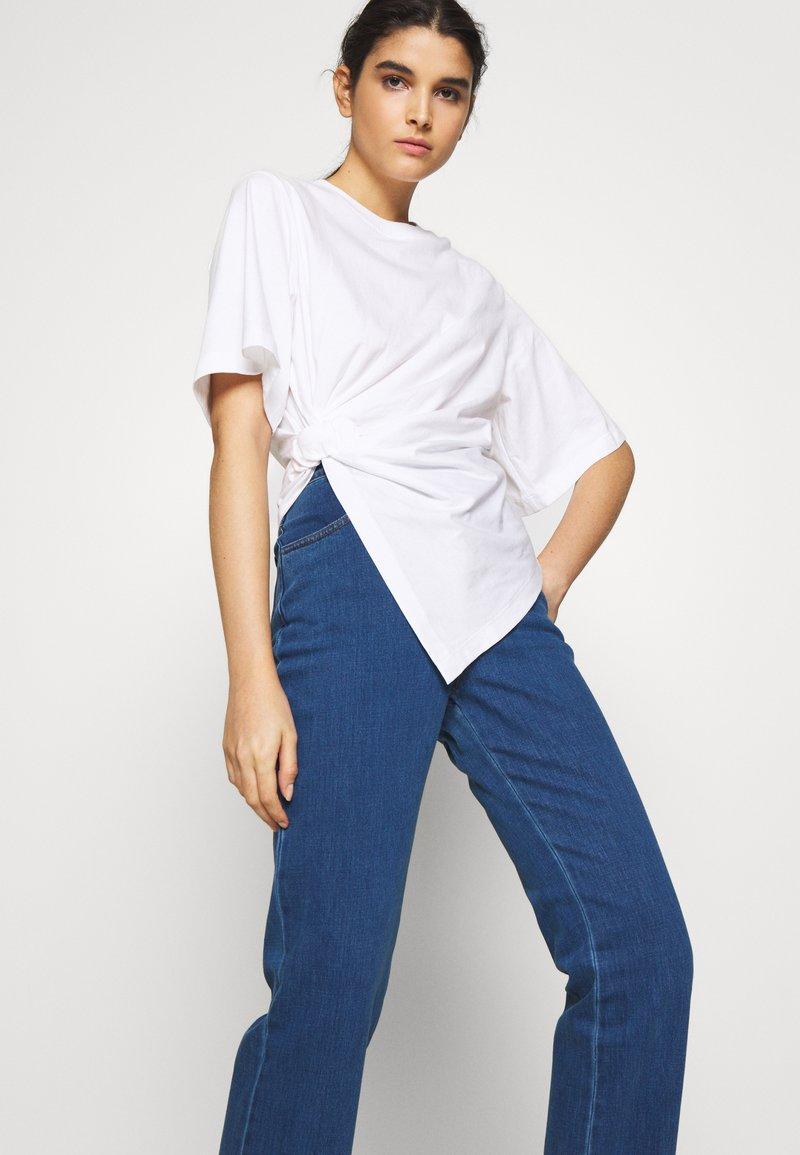 See by Chloé - Camiseta estampada - white