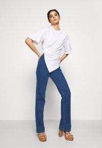 See by Chloé - Camiseta estampada - white - 1
