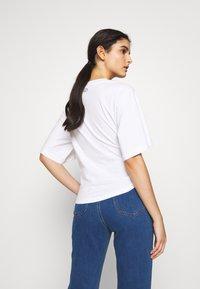 See by Chloé - Camiseta estampada - white - 2