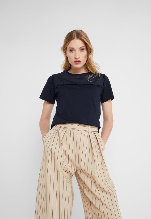 T-shirts med print - ink navy