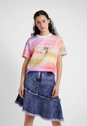 T-shirts print - multicolor