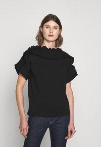 See by Chloé - Print T-shirt - black - 0