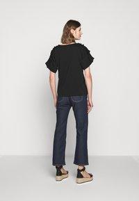 See by Chloé - Print T-shirt - black - 2