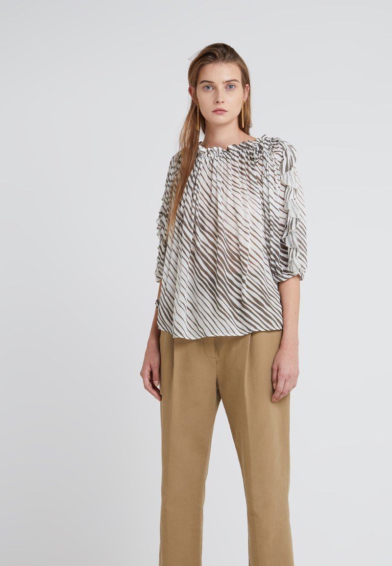 See by Chloé - Bluse - offwhite