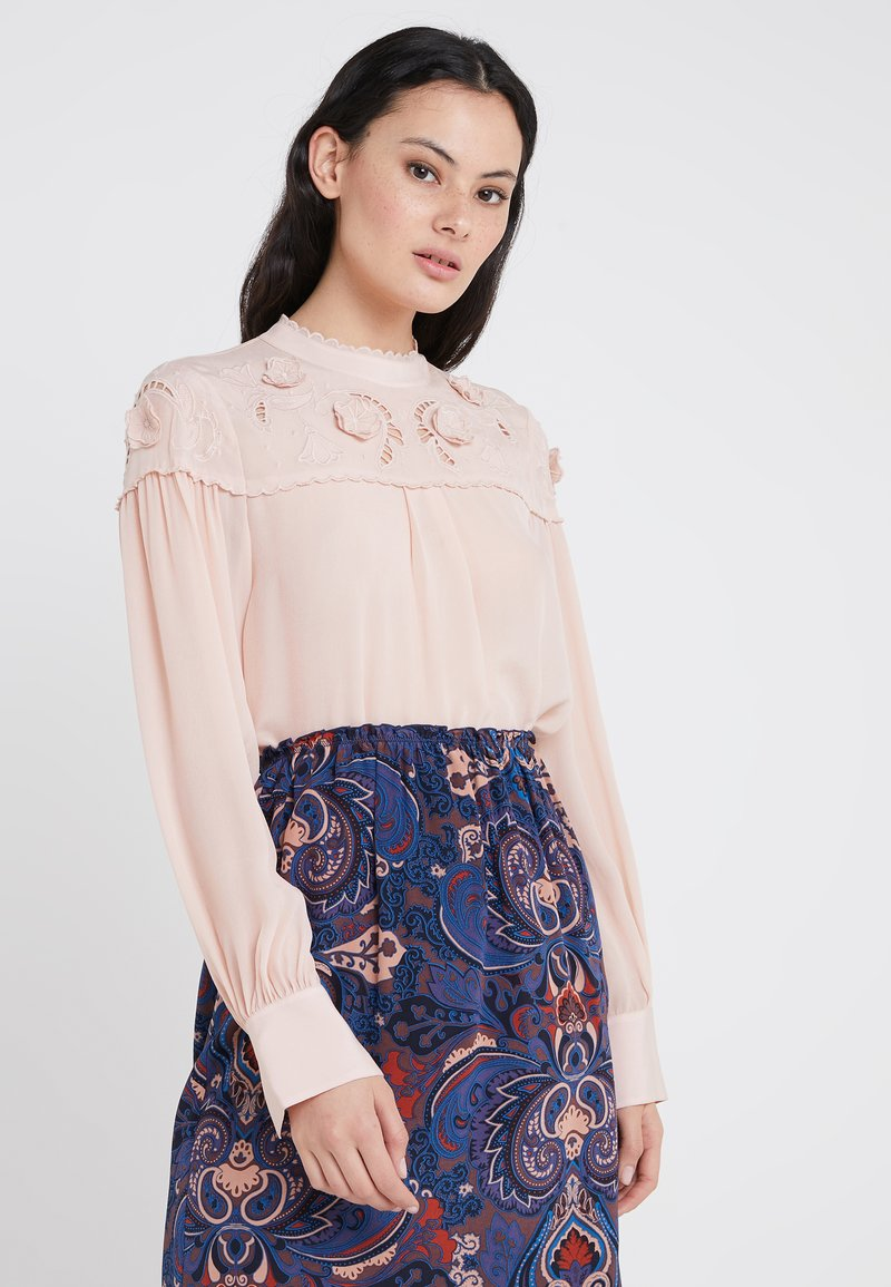 See by Chloé - Blouse - smoky pink
