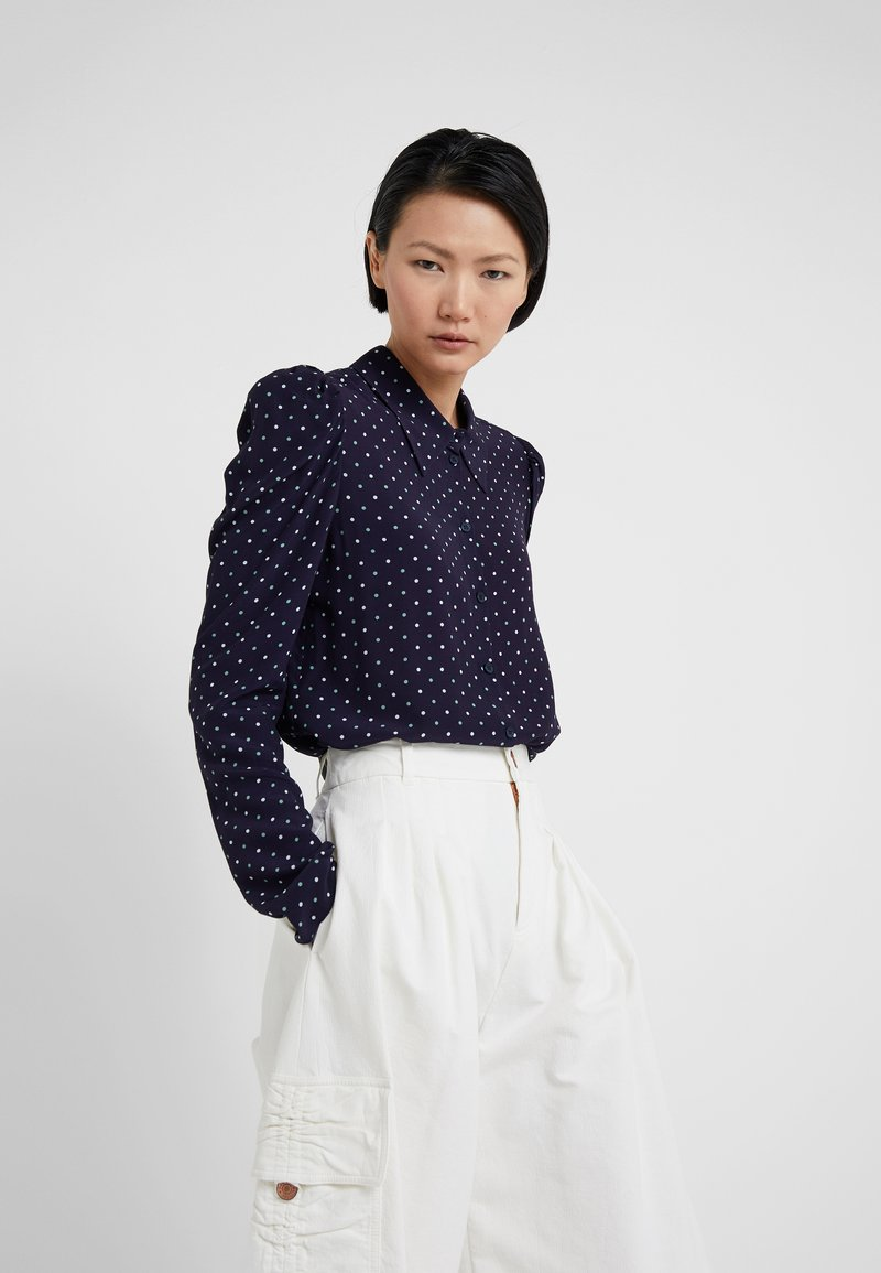 See by Chloé - Camisa - multicolor/blue