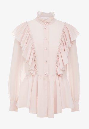 Bluser - smoky pink