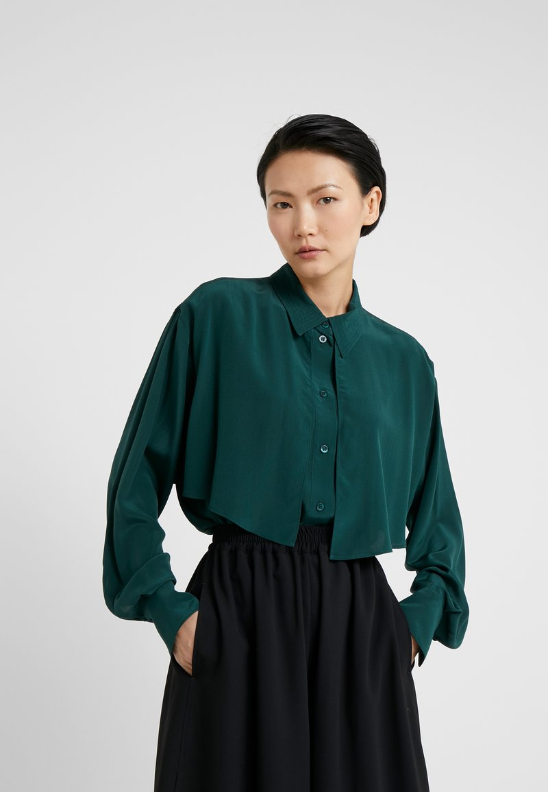 See by Chloé - Blouse - nightfall green
