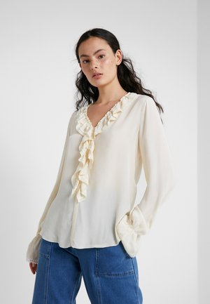 Blouse - natural white