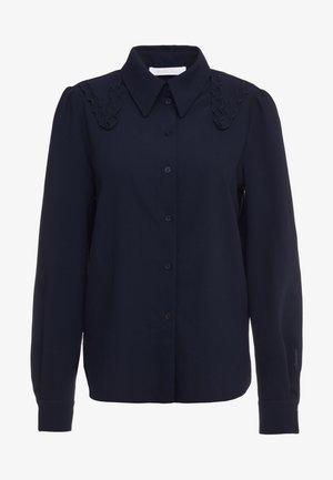 Skjortebluser - ink navy