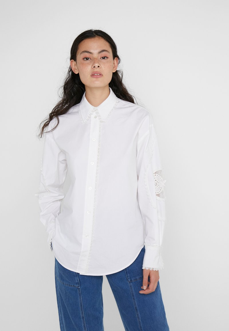 See by Chloé - Blouse - iconic milk