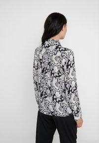See by Chloé - Overhemdblouse - black/white - 2