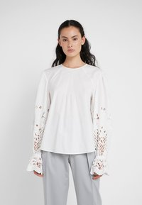 See by Chloé - Blouse - white - 0
