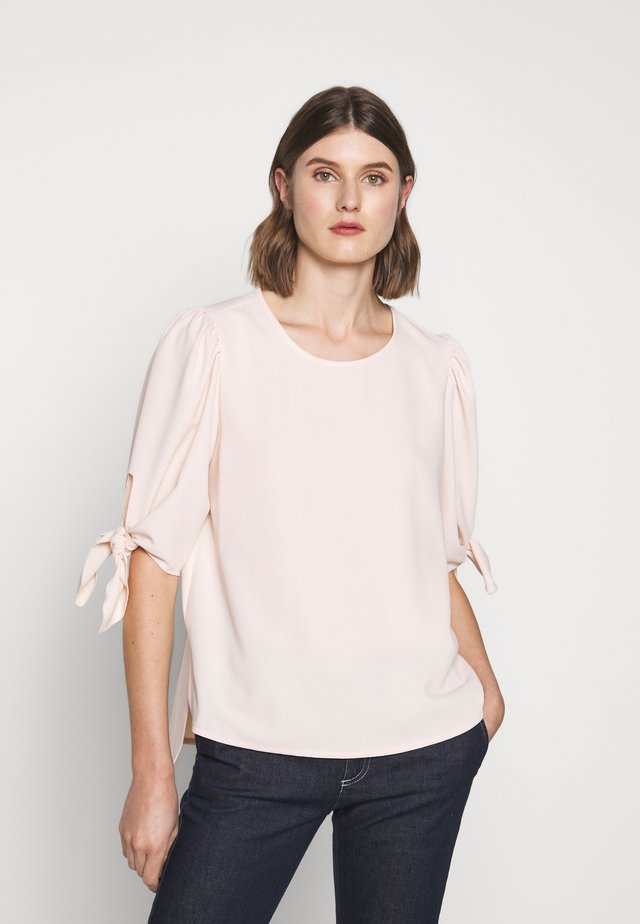 Bluse - pink sand