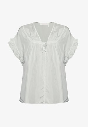 Blouse - sweet grey