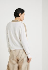 See by Chloé - Cardigan - beige /white - 2