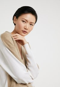 See by Chloé - Cardigan - beige /white - 4