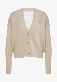 See by Chloé - Cardigan - beige /white - 3