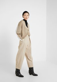 See by Chloé - Cardigan - beige /white - 1