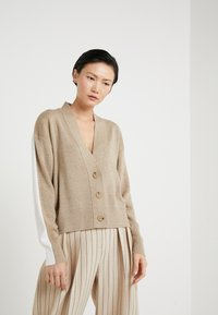 See by Chloé - Cardigan - beige /white - 0