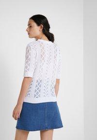 See by Chloé - Print T-shirt - white - 2