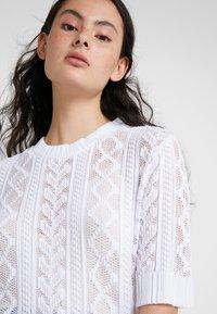 See by Chloé - Print T-shirt - white - 4