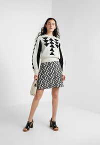 See by Chloé - Pullover - white/black - 1