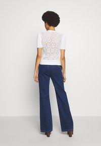 See by Chloé - T-shirt imprimé - white - 2