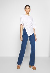 See by Chloé - Jean droit - truly navy - 1
