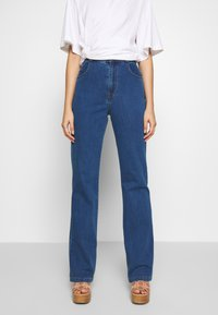 See by Chloé - Jean droit - truly navy - 0