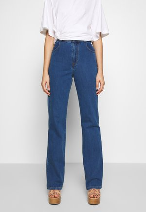 Jeans Straight Leg - truly navy