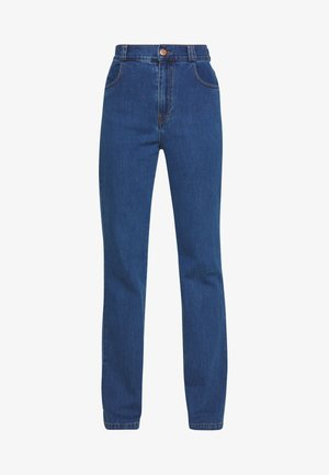Straight leg jeans - truly navy