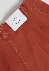 See by Chloé - Denim shorts - auburn orange - 5