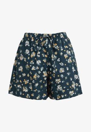Shorts - mulcicolor/green