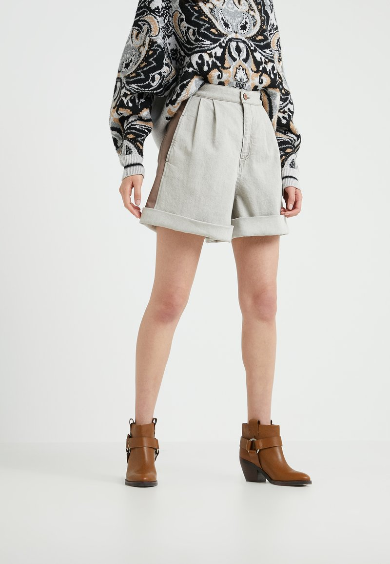 See by Chloé - Shorts - cinder beige