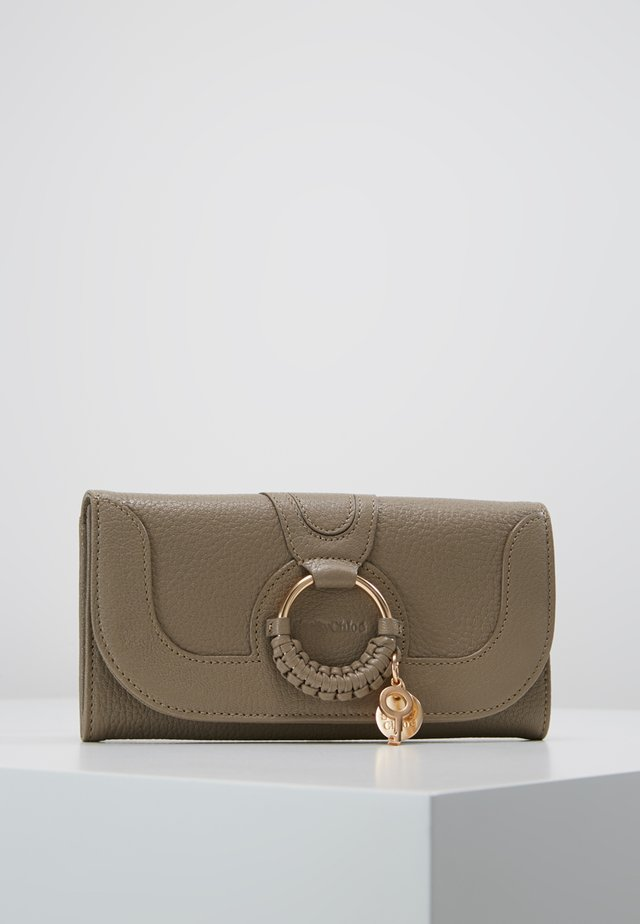 Wallet - motty grey