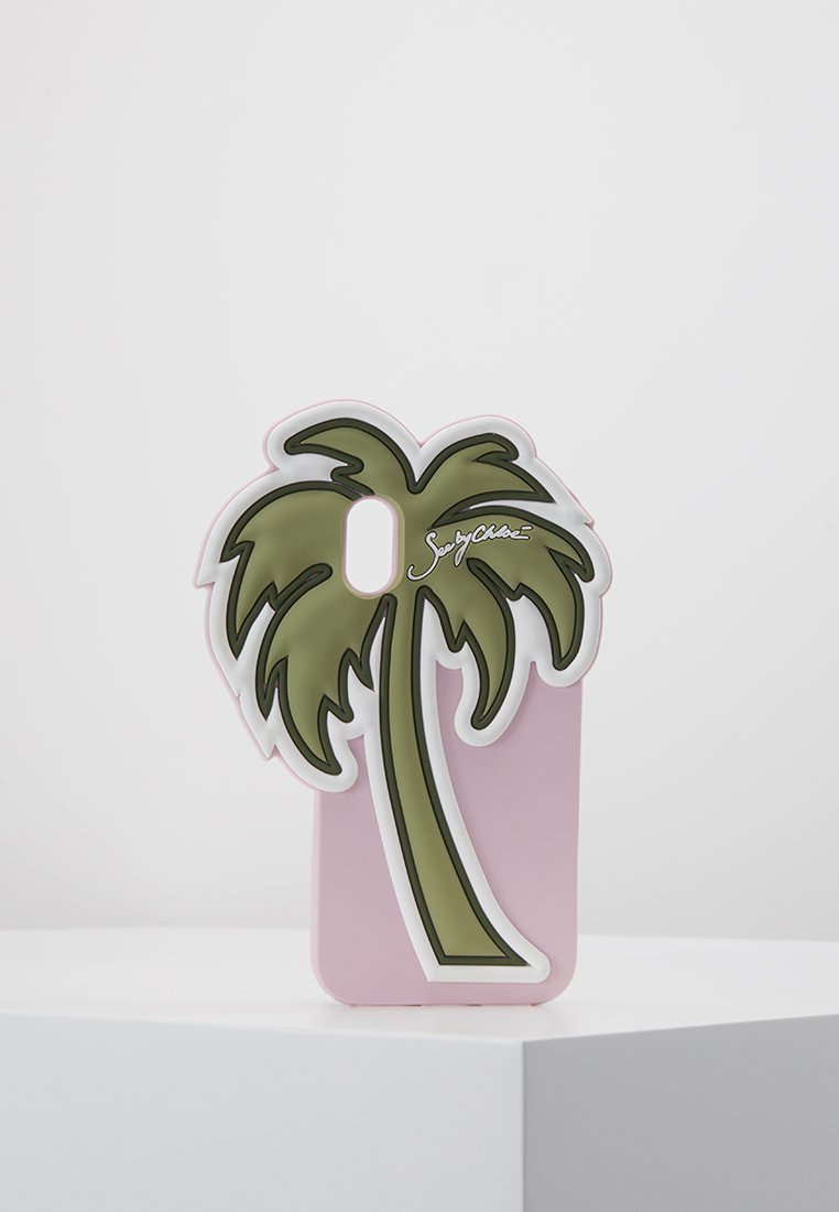 See by Chloé - Phone case - marble lilac