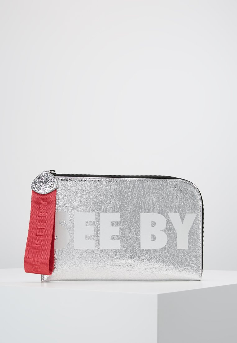 See by Chloé - Clutch - silver