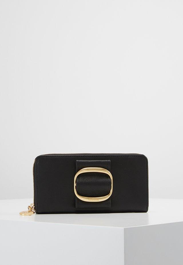 HOPPER WALLET - Peněženka - black