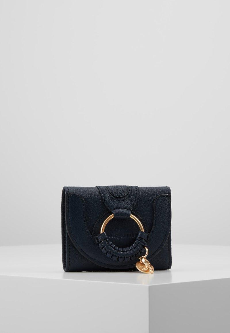 See by Chloé - HANA SMALL WALLET - Wallet - ultramarine
