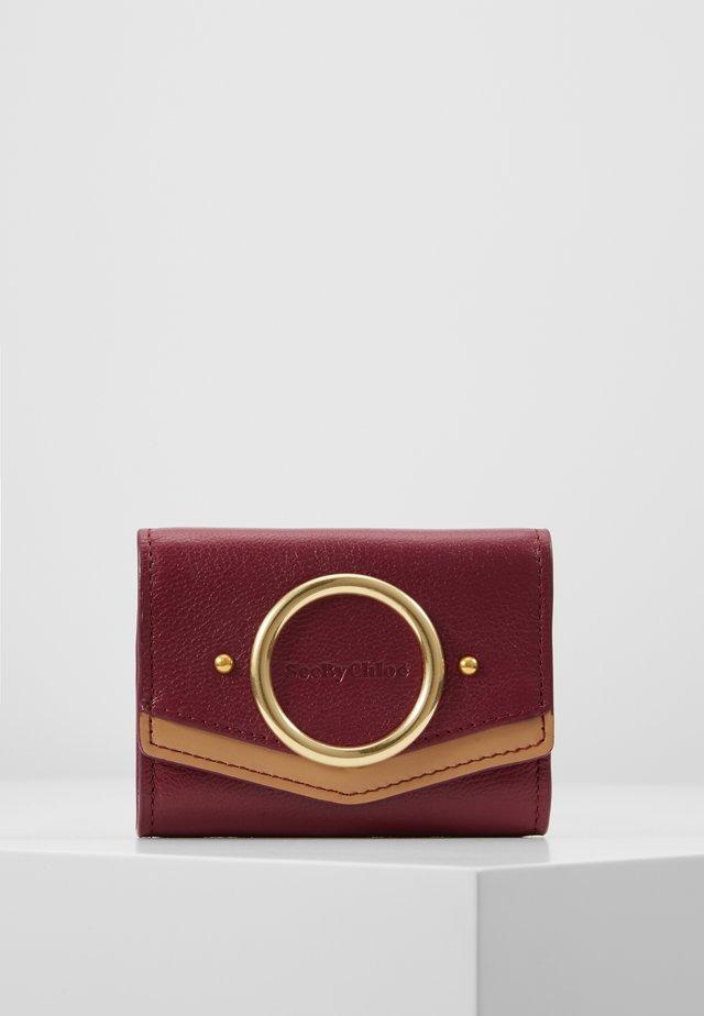 WALLET SMALL RING - Peněženka - sienna rose