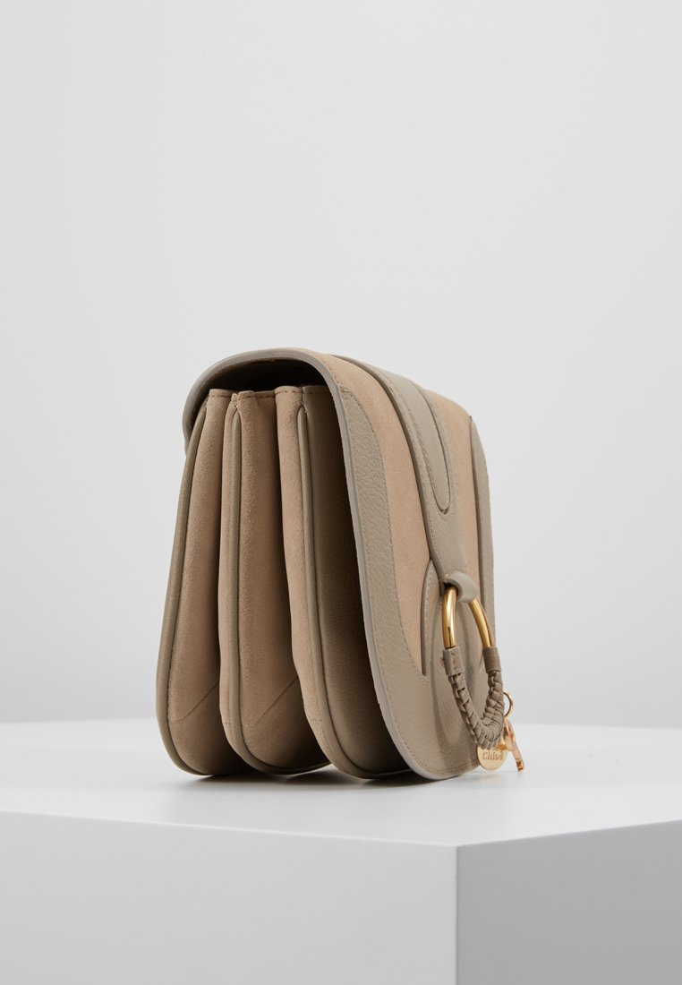 See by Chlo�� HANA SMALL - Borsa a tracolla - motty grey